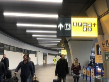 アリタリア空港