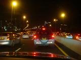 テルアビブの渋滞