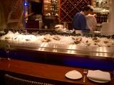 生牡蠣カウンター