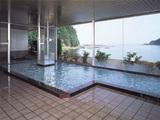 下田海浜ホテル大風呂