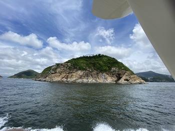 香港ボートパーティ