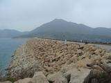(West Dam)