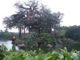 ターザンのツリーハウス