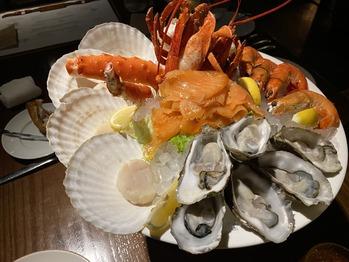 Seafood & Grill  Bostonian