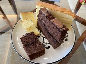 台湾古早味 麦蛋糕