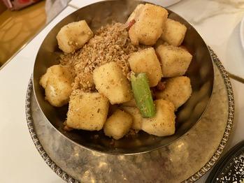 金磚七味豆腐