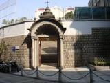 聖ヨセフ修道院と聖堂 入口