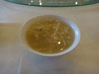 シーフード煮込みスープ