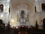 聖ヨセフ修道院と聖堂 内部