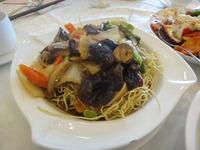 羅漢斎炒麺