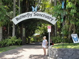 オーストラリア蝶保護区