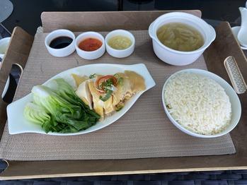 海南鶏飯(ハイナンチキンライス)