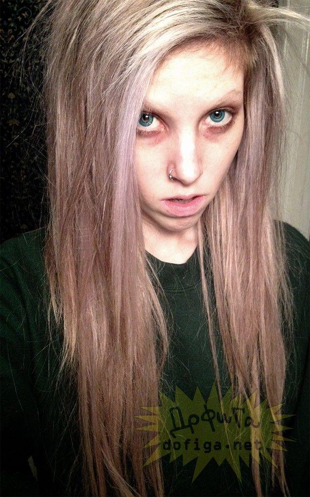 速生DX : ヤバイ・・・菜食主義者の女の子(19歳)がブログにアップしてる写真がヤバい