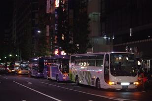 高速ツアーバス2011夏