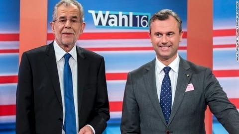 austrian-election-candidates-getty