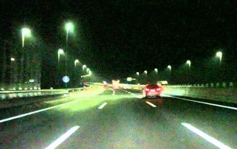 高速道路怖い体験談怪談