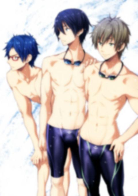 【BL小説/R-18】先輩OB命令でオナニーさせられる水泳部員たち