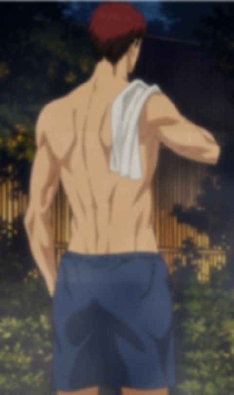 【BL小説/R-18】温泉で視姦オナニーしていたら・・・・・