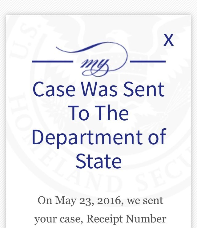 case was sent to the department of state everyday s a new day