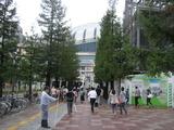 京セラドーム大阪への道