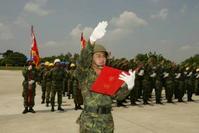 中国と交戦の可能性がある国