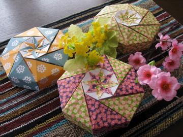 ハート 折り紙 和風 折り紙 折り方 : matome.naver.jp
