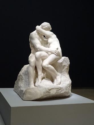 ロダン 接吻