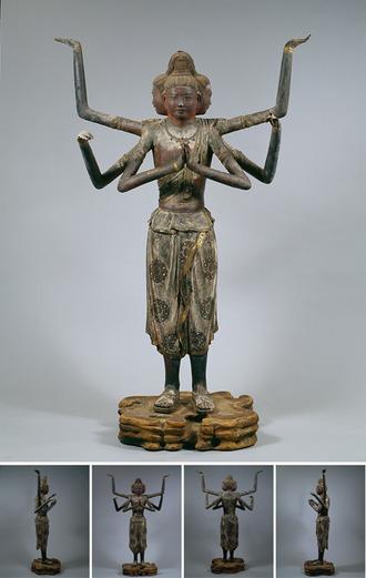 国宝 阿修羅像 九州国立博物館