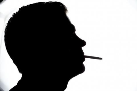 連れタバコ