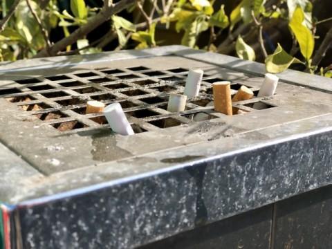 タバコ 灰皿