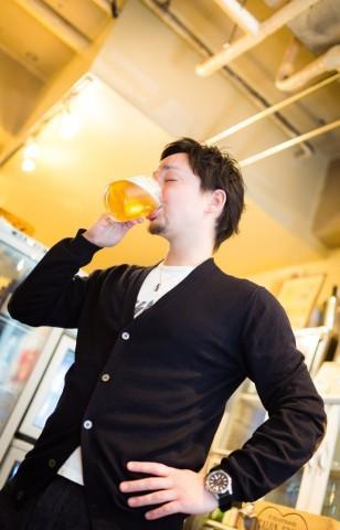 生ビール スーパー銭湯