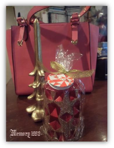 2クリスマスキャンドル