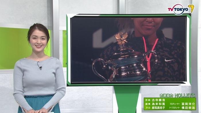 福田典子アナの乳6