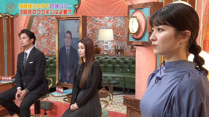 山本里菜アナのおっぱい9