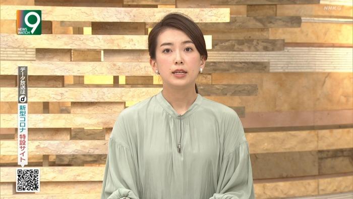和久田麻由子アナの巨尻