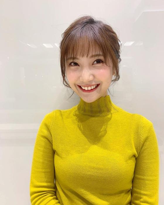 野村彩也子アナのおっぱい