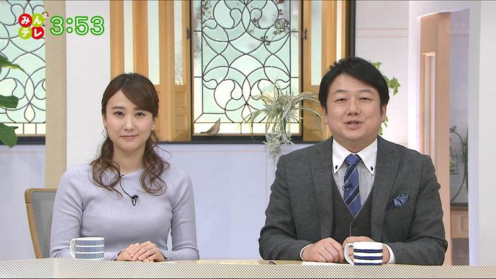 柴田平美アナのおっぱい