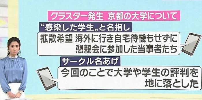 桑子真帆アナのおっぱい6