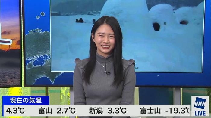 角田奈緒子さんが巨乳