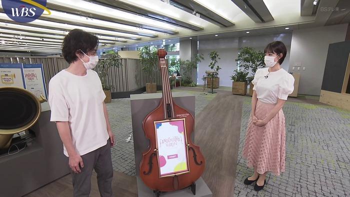 田中瞳アナのおっぱい