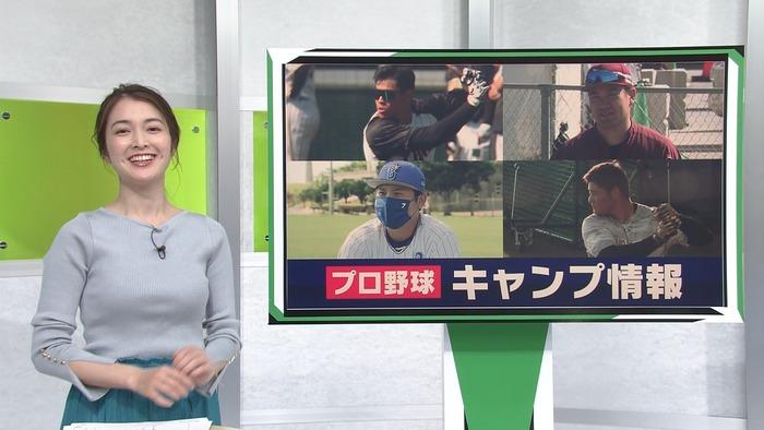 福田典子アナの乳3