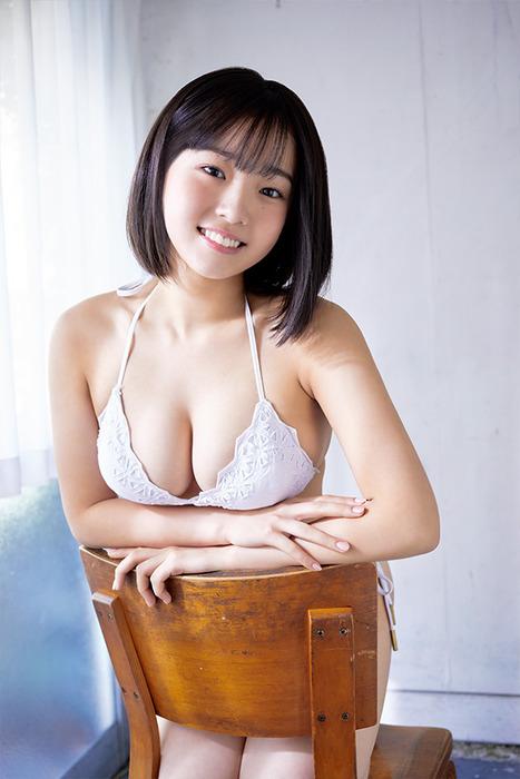 巨乳の女性