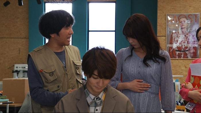 宇垣美里アナの胸2