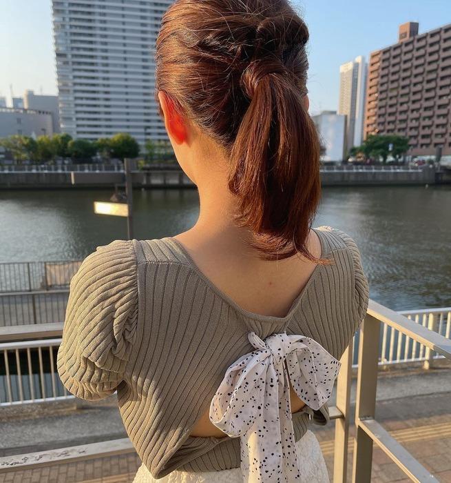 【画像】大阪の新人女子アナが男の理想を体現したボディをしている