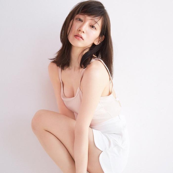 吉岡里帆の乳首