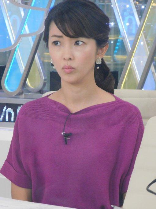 大木優紀アナがサツマイモを食べてる