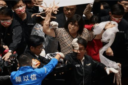 台湾の国会議員