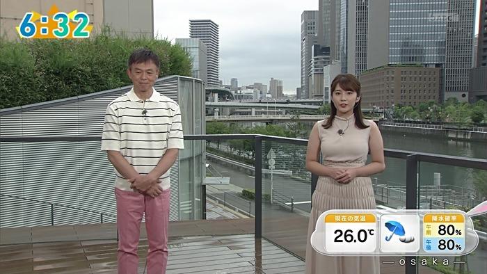 鷲尾千尋アナのおっぱい3