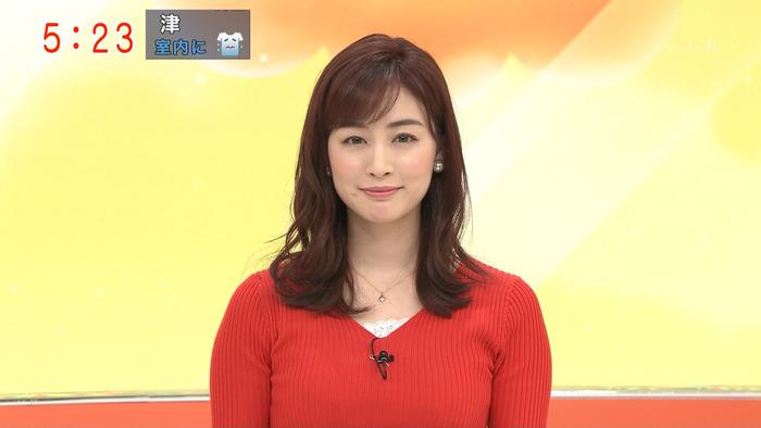 新井恵理那のおっぱい