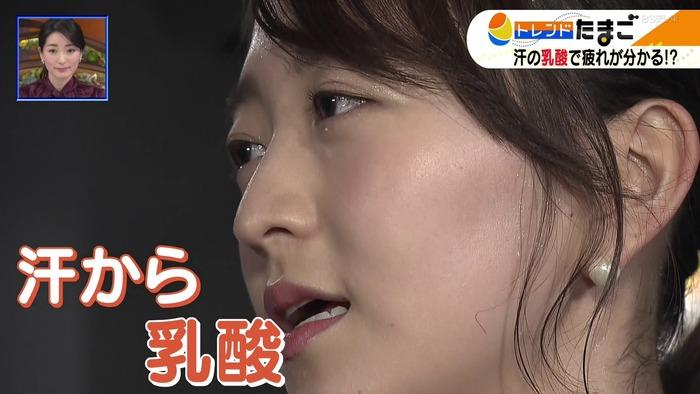 片渕茜アナの乳